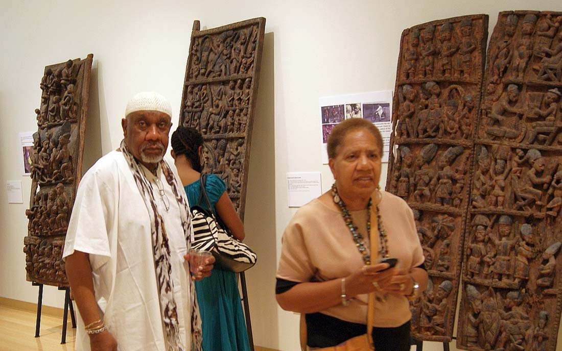Yoruba Master Carvers