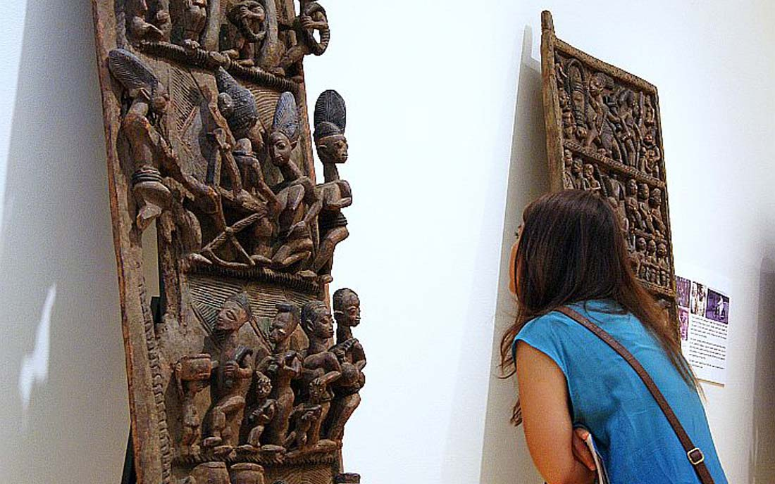 Olowe of Isa Palace Door