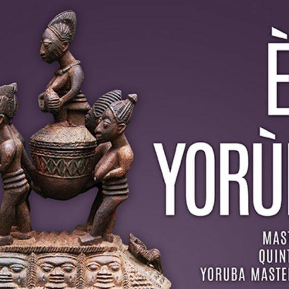 Ere Yoruba African art exhibition