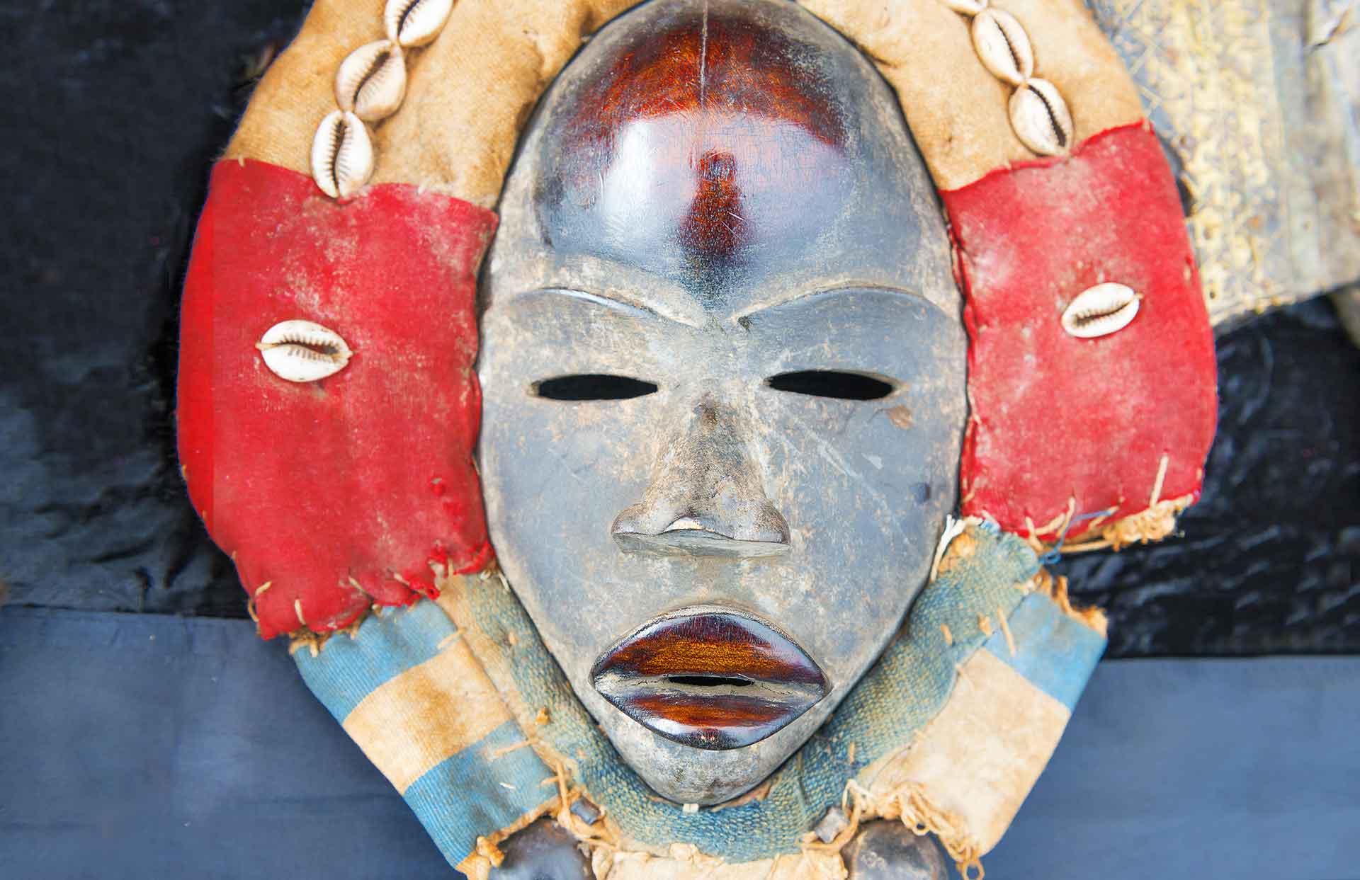 Dan African art