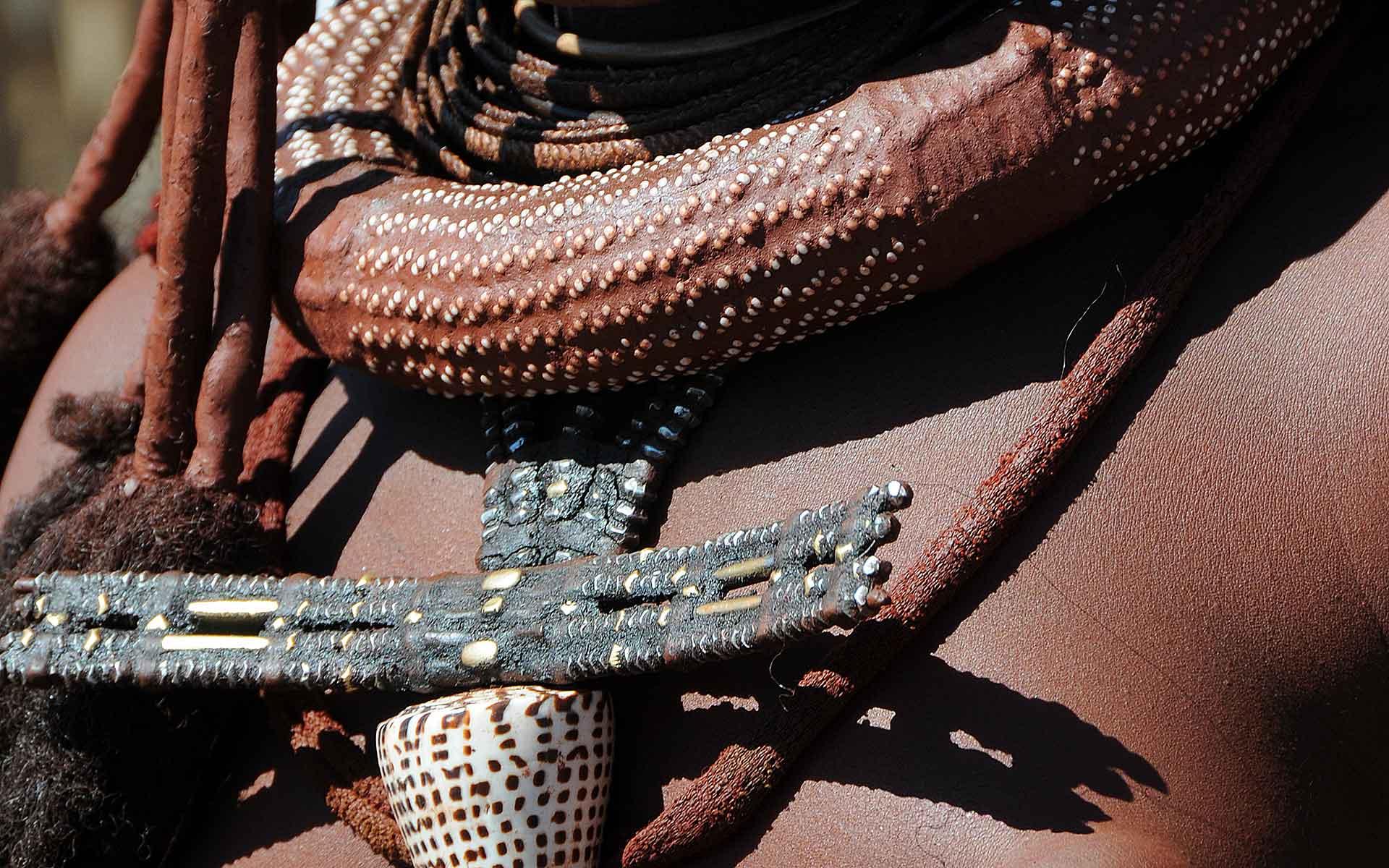 Himba African Art