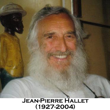 Jean-Pierre Hallet