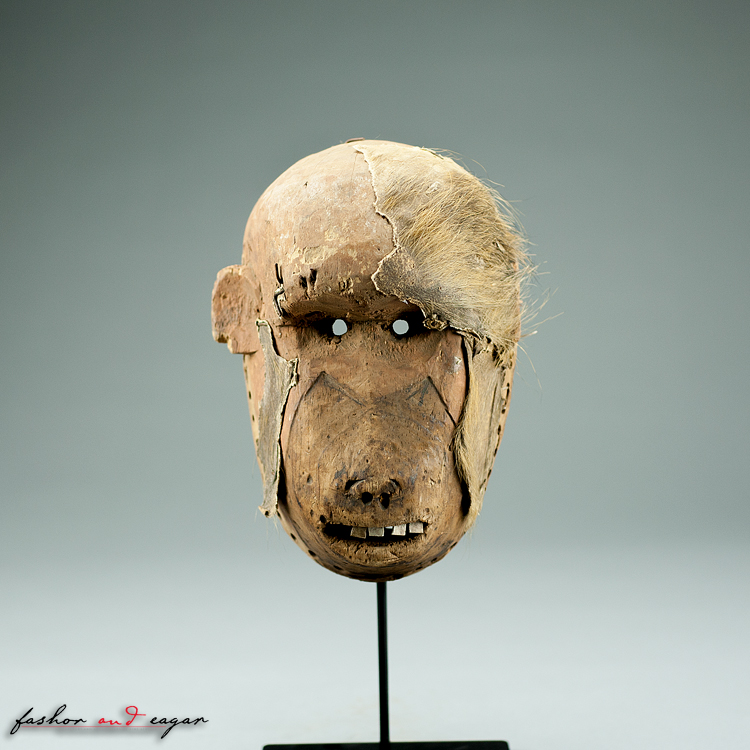 Baule Mbra Monkey Mask