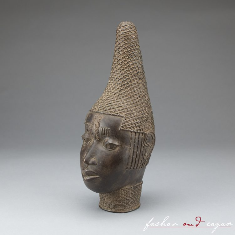 Benin Queen Mother Iyoba Head